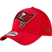 New Era Youth Tampa Bay Buccaneers Mega Team 39Thirty Flex Hat