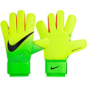 Nike Adult Grip 3 Soccer Goalie Gloves