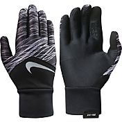 Nike Women's Printed Dri-FIT Tempo Run Gloves