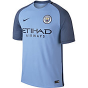 Nike Men's Manchester City 16/17 Replica Home Jersey