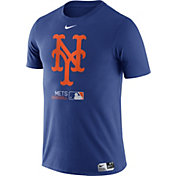 Nike Men's New York Mets Dri-FIT Authentic Collection Royal T-Shirt