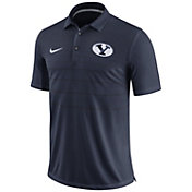 Nike Men's BYU Cougars Blue Early Season Football Polo