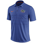 Nike Men's Florida Gators Blue Early Season Football Polo
