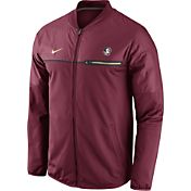 Nike Men's Florida State Seminoles Garnet Elite Hybrid Jacket