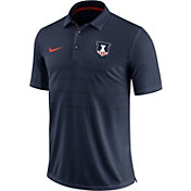 Nike Men's Illinois Fighting Illini Blue Early Season Football Polo