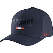 Nike Men's Syracuse Orange Blue Seasonal Swoosh Flex Classic99 Hat