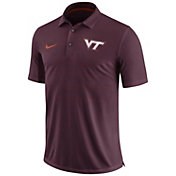 Nike Men's Virginia Tech Hokies Maroon Early Season Football Polo