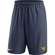 Nike Men's West Virginia Mountaineers Blue Shield Shorts