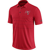 Nike Men's Tampa Bay Buccaneers Sideline 2017 Early Season Red Polo