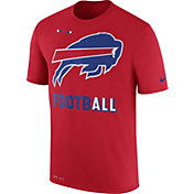 Nike Men's Buffalo Bills Sideline 2017 Legend Football Performance Red T-Shirt