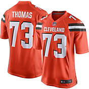 Nike Men's Home Game Jersey Cleveland Browns Joe Thomas #73