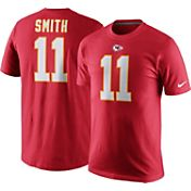 Nike Men's Kansas City Chiefs Alex Smith #11 Pride Red T-Shirt