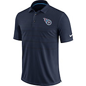 Nike Men's Tennessee Titans Sideline 2017 Early Season Navy Polo