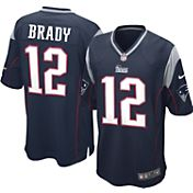 Nike Toddler Home Game Jersey New England Patriots Tom Brady #12