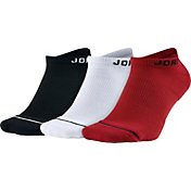 Jordan Jumpman Dri-FIT No Show Socks 3 Pack