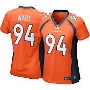 Nike Women's Home Game Jersey Denver Broncos DeMarcus Ware #94
