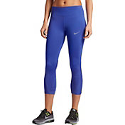 Nike Women's Power Racer Engineered Graphic Running Capris