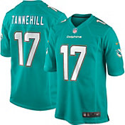 Nike Youth Home Game Jersey Miami Dolphins Ryan Tannehill #17