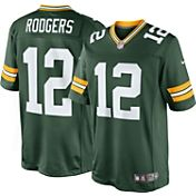 Nike Youth Home Limited Jersey Green Bay Packers Aaron Rodgers #12