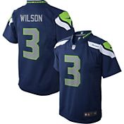Nike Toddler Home Game Jersey Seattle Seahawks Russell Wilson #3
