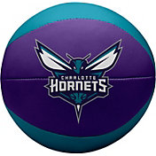 "Rawlings Charlotte Hornets 4"" Softee Basketball"