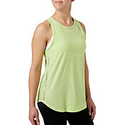 Reebok Women's Best Workout Ever Graphic High Neck Tank Top