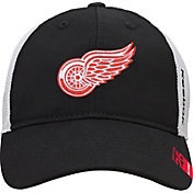 Reebok Youth Detroit Red Wings Center Ice Locker Room Slouch Flex Hat