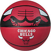 Spalding Chicago Bulls Full-Sized Court Side Basketball