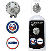 Team Golf New York Islanders Cap Clip And Marker Set