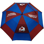 "Team Golf Colorado Avalanche 62"" Double Canopy Umbrella"