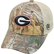 Top of the World Men's Georgia Bulldogs Camo Prey Hat