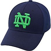 Top of the World Men's Notre Dame Fighting Irish Blue Premium Collection M-Fit Hat