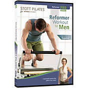 STOTT PILATES Reformer Workout for Men DVD