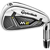New TaylorMade M2 Irons – (Steel)