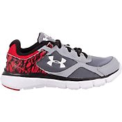 Under Armour Kids' Preschool Micro G Velociti Running Shoes