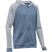 Under Armour Girls' Tech Full Zip Hoodie