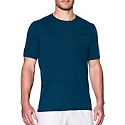 Under Armour Men's Threadborne Siro Striped Print T-Shirt