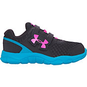 Under Armour Toddler Engage Big Logo Running Shoes