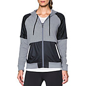 Under Armour Women's Favorite French Terry Warm Up Hoodie