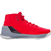 Under Armour Kids' Preschool Curry 3 Basketball Shoes