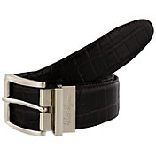 Walter Hagen Men's Reversible Feather Edge Golf Belt