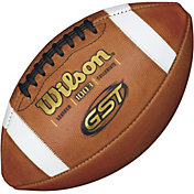 Wilson NCAA 1003 GST Leather Gold Official Football