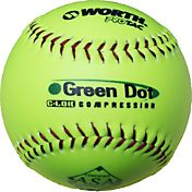 Worth 11' ASA Green Dot Slow Pitch Softball