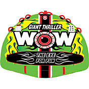 WOW Giant Thriller 4 Person Towable Tube