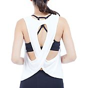 Zobha Women's Hammett Cross Back Singlet Tank Top