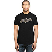 '47 Men's Cleveland Indians Black Club T-Shirt