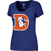 '47 Women's Denver Broncos Legacy Club Royal T-Shirt