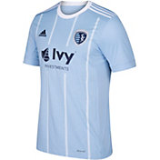 adidas Men's Sporting KC Primary Replica Jersey