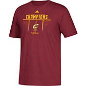 adidas Men's 2017 Eastern Conference Champions Cleveland Cavaliers Roster Burgundy T-Shirt