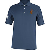 adidas Men's Cleveland Cavaliers climacool Navy Puremotion On-Court Polo
